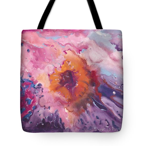 Papa's Passion Tote Bag