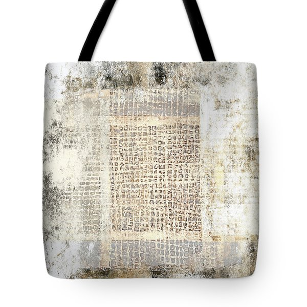 Paper And Cement Texture Tote Bag