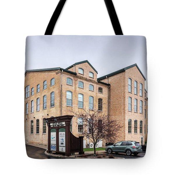 Paper Discovery Center Tote Bag by Randy Scherkenbach