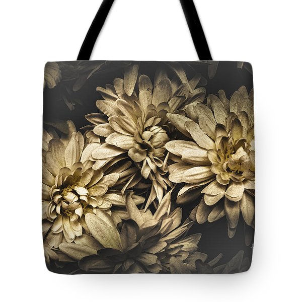 Tote Bag featuring the photograph Paper Flowers by Jorgo Photography - Wall Art Gallery