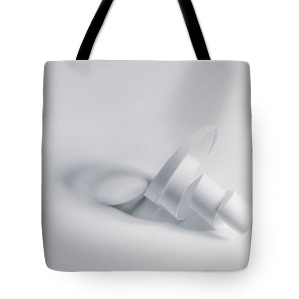 Paper Spiral Tote Bag