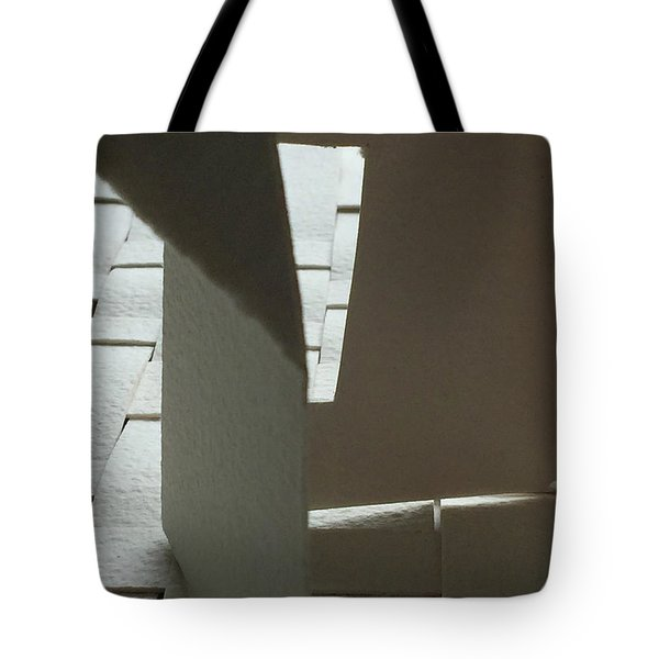 Paper Structure-1 Tote Bag