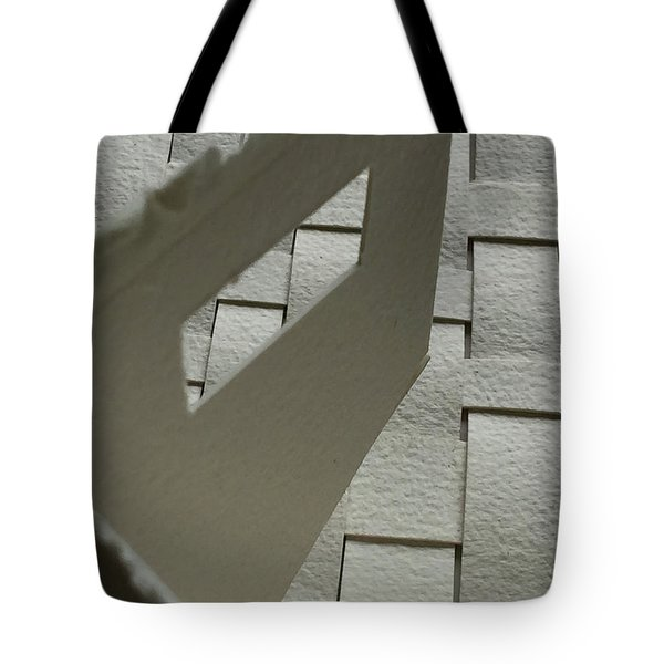 Paper Structure-2 Tote Bag
