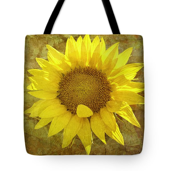 Tote Bag featuring the photograph Paper Sunshine by Melinda Ledsome