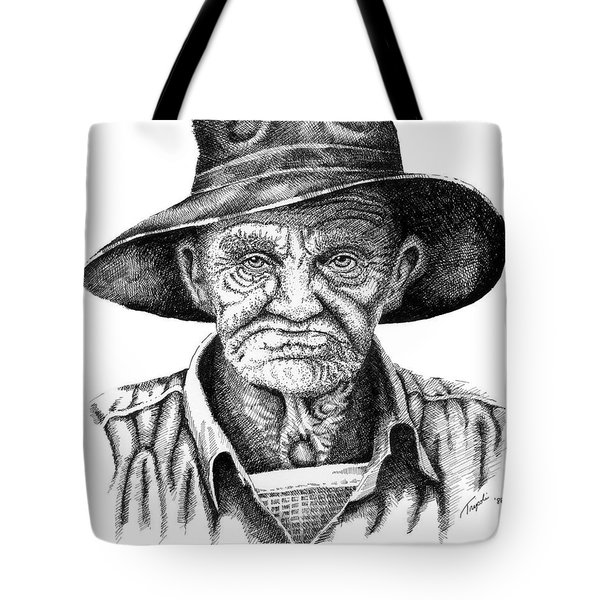 Pappy Tote Bag