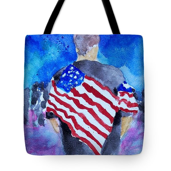 Parade Tote Bag