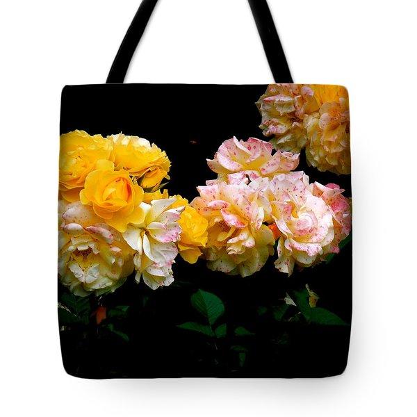Parade Of Roses  Tote Bag