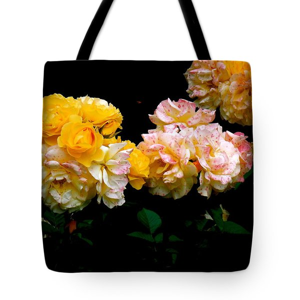 Parade Of Roses  Tote Bag