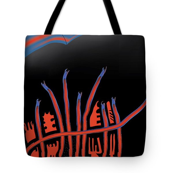 Parade Route Tote Bag