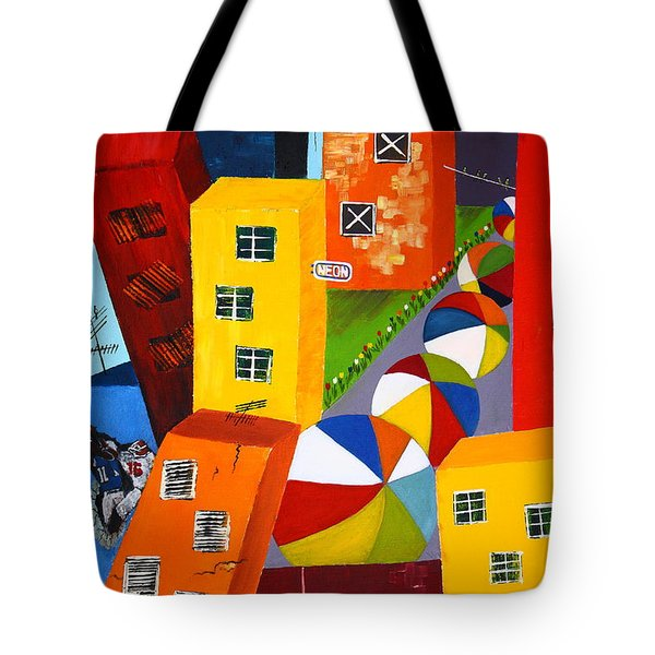 Parade The Day After Tote Bag