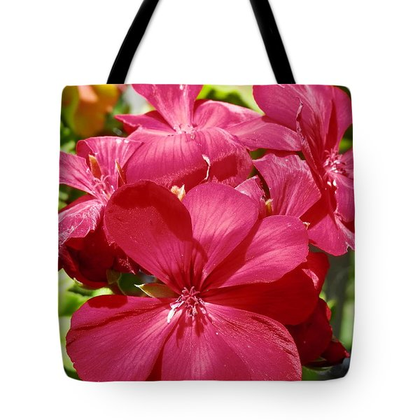 Paradise Bloom Tote Bag