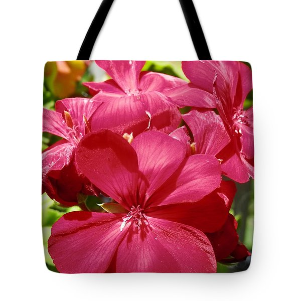 Paradise Bloom Tote Bag