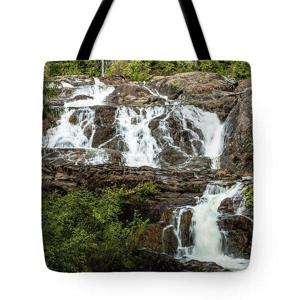 Paradise Falls-1 Tote Bag