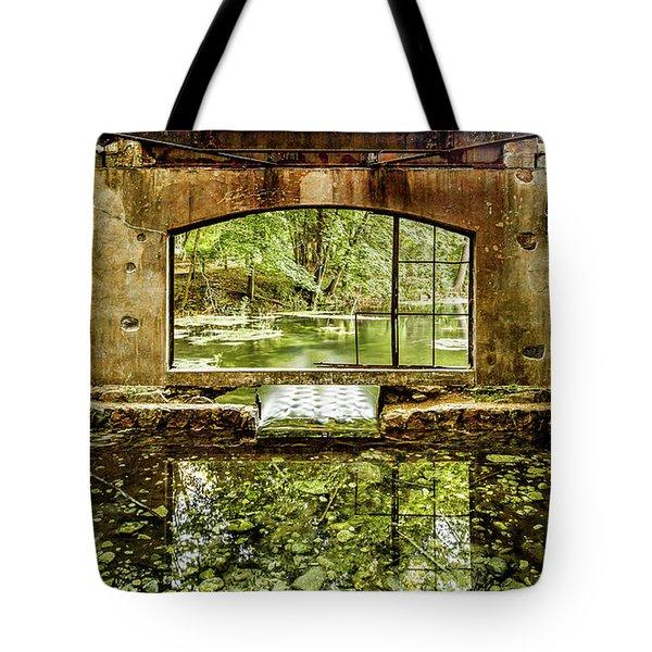 Paradise Forgotten Tote Bag