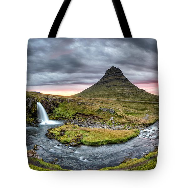 Paradise Found - Panorama Tote Bag