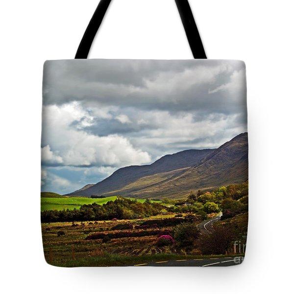 Paradise In Ireland Tote Bag