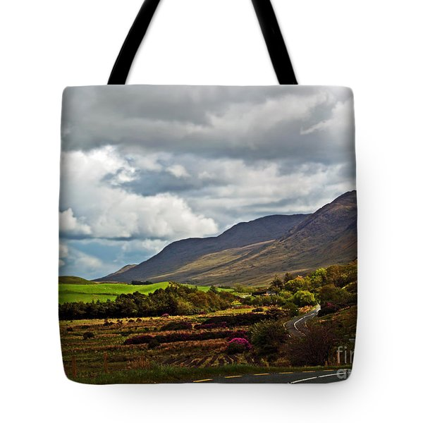 Paradise In Ireland Tote Bag by Patricia Griffin Brett