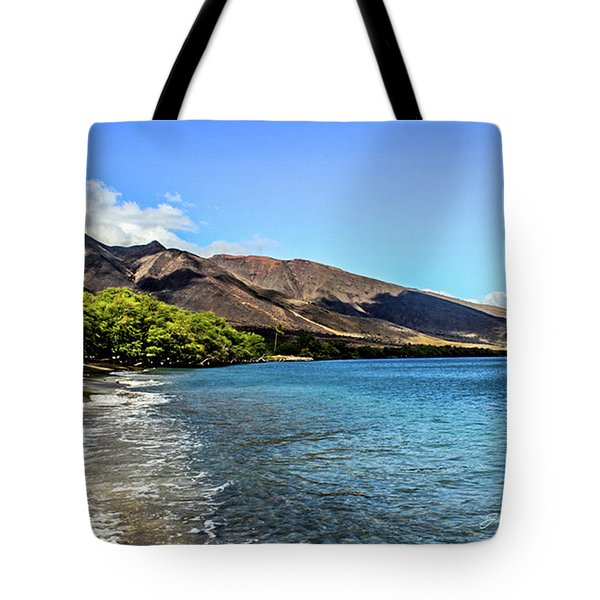 Tote Bag featuring the photograph Paradise by Joann Copeland-Paul