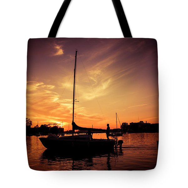 Tote Bag featuring the photograph Paradise by Joel Witmeyer