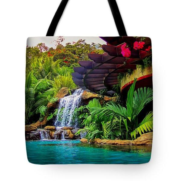 Paradise Tote Bag