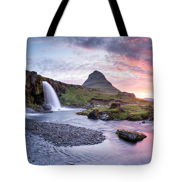 Paradise Lost - Panorama Tote Bag