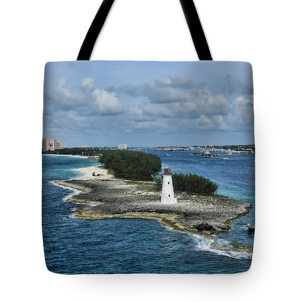 Paradise Point Tote Bag