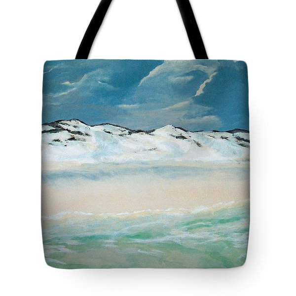 Paradise Tote Bag by Racquel Morgan