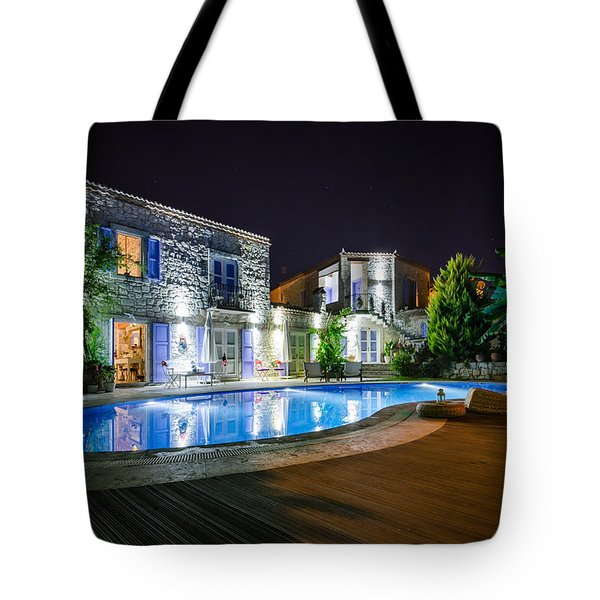 Paradise Under The Stars In Alacati  Tote Bag