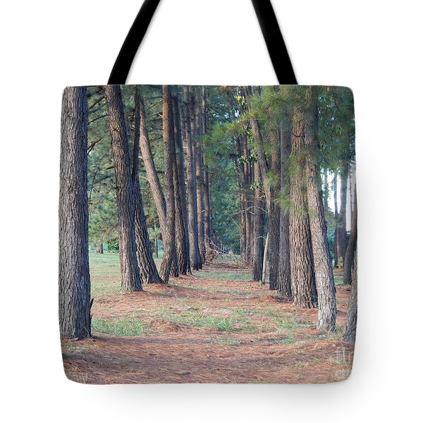 Paradise Way Tote Bag