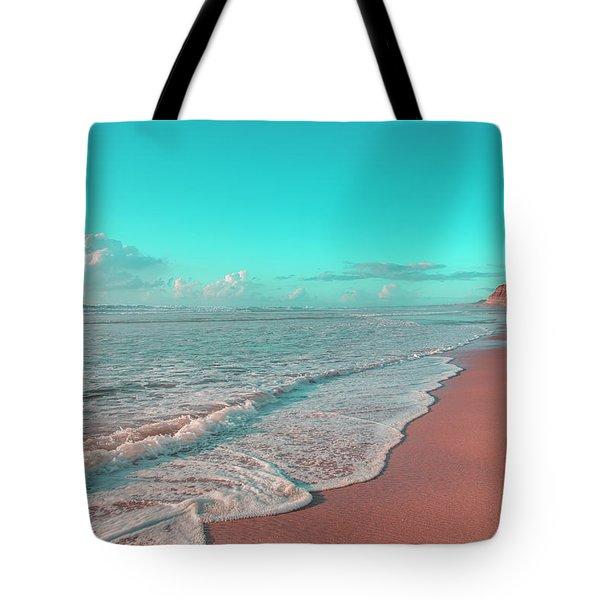 Paradisiac Beaches Tote Bag
