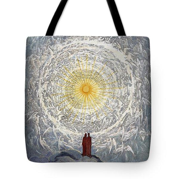Paradiso: Dor� Tote Bag by Granger