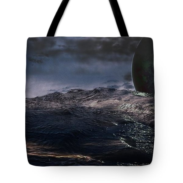 Parallel Universe In Discord Tote Bag