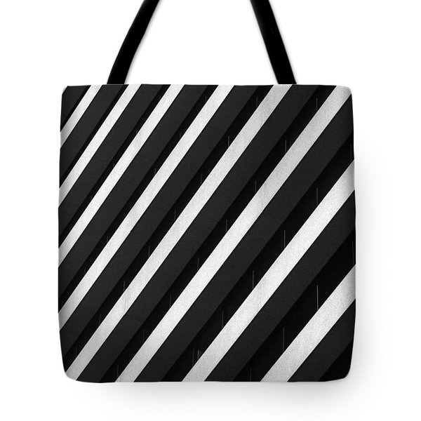 Parallels Tote Bag by Kelvin Booker