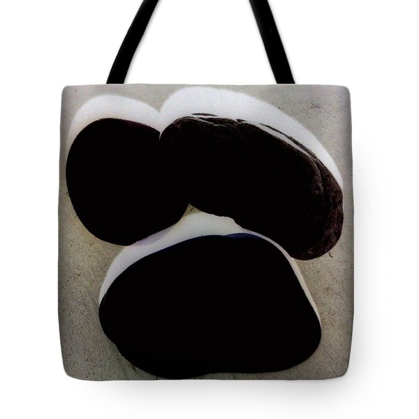 Paranormale Stones Tote Bag