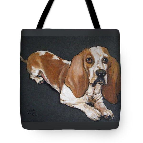 Pardner Tote Bag