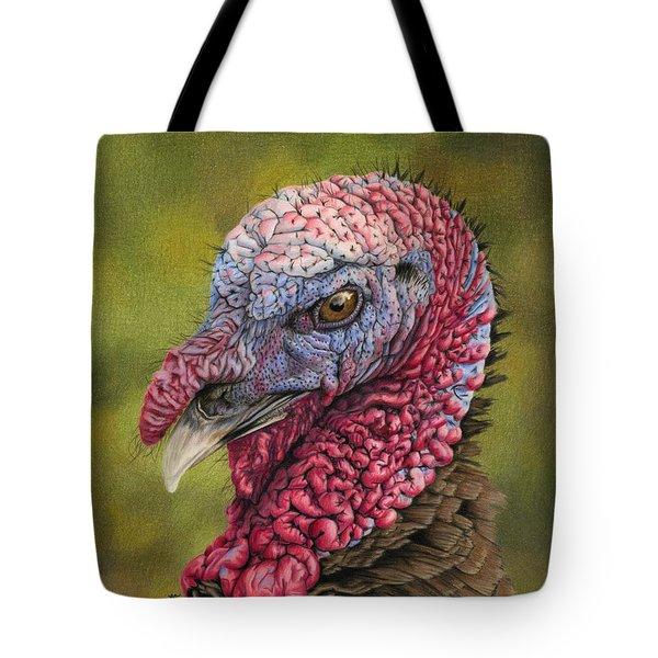 Pardon Me? Tote Bag by Sarah Batalka