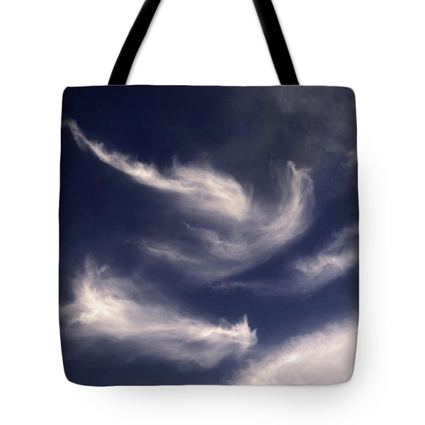 Tote Bag featuring the photograph Pareidolia by Robert Geary