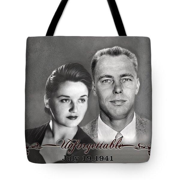 Parents Tote Bag