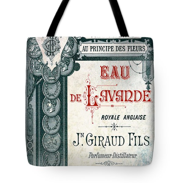 Tote Bag featuring the digital art Parfumerie by Greg Sharpe