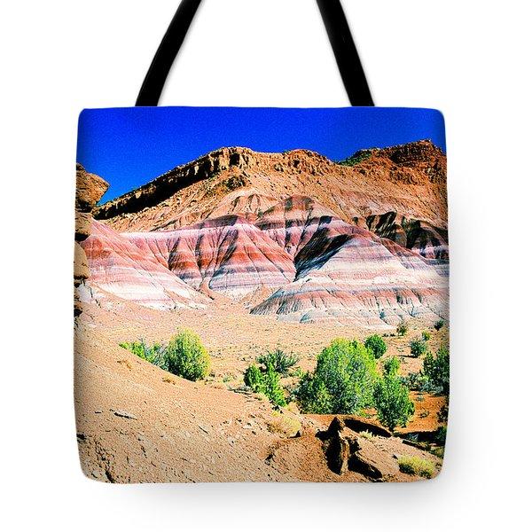Paria Hoodoo Tote Bag