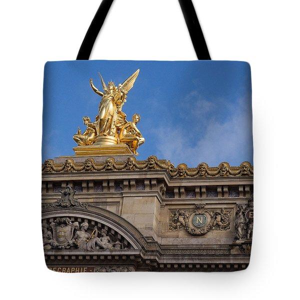 Paris Opera - Harmony Tote Bag