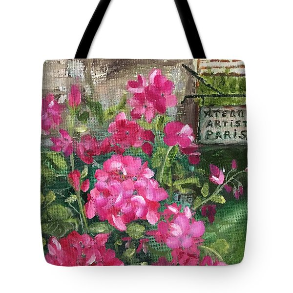 Paris, Wisconsin Tote Bag