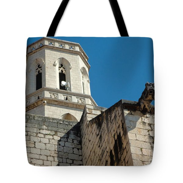 Parish Church Of St. Peter Tote Bag