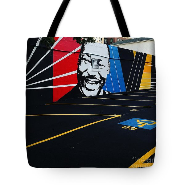 Park And Lead Or Leave And Follow Tote Bag