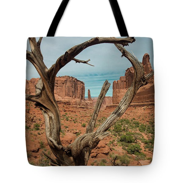 Tote Bag featuring the photograph Park Avenue by Gary Lengyel