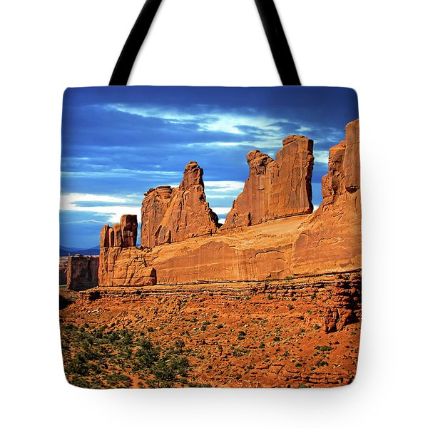 Park Avenue Tote Bag