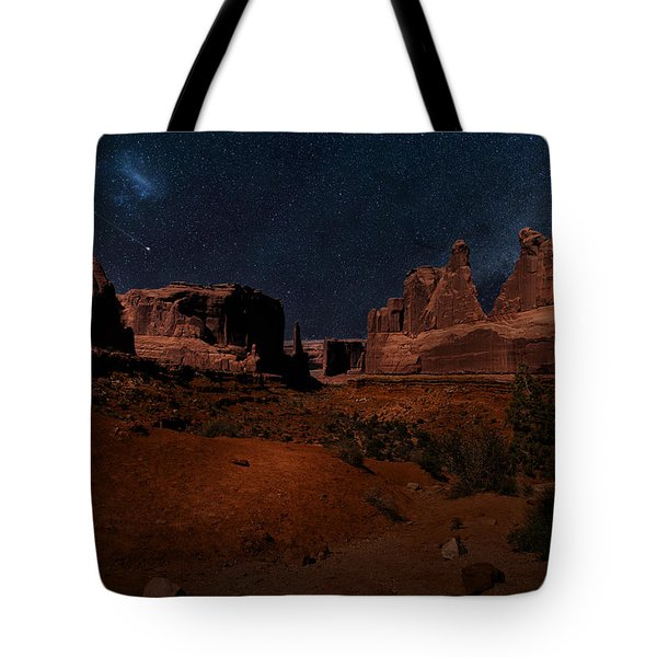 Park Avenue Trailhead Tote Bag