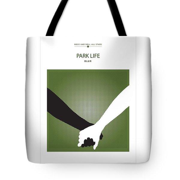 Park Life -- Blur Tote Bag