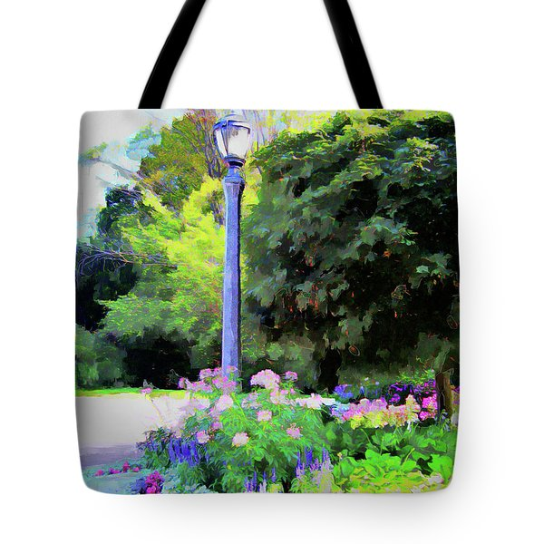 Park Light Tote Bag