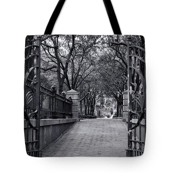 Park Place Tote Bag